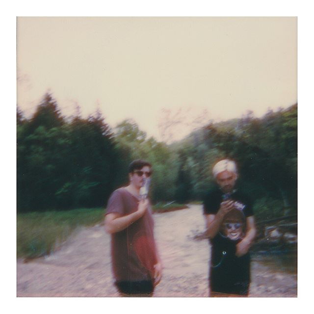 after the boys of summer have gone (swipe left for booty) 🍑🍑 #summer #polaroid #film #instant #polaroid600 #600film #gayboys #gaytoronto #homos