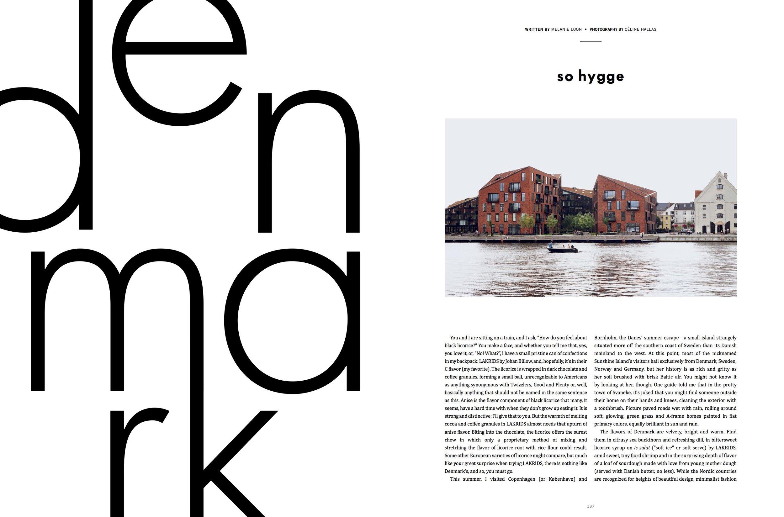 Denmark: So Hygge