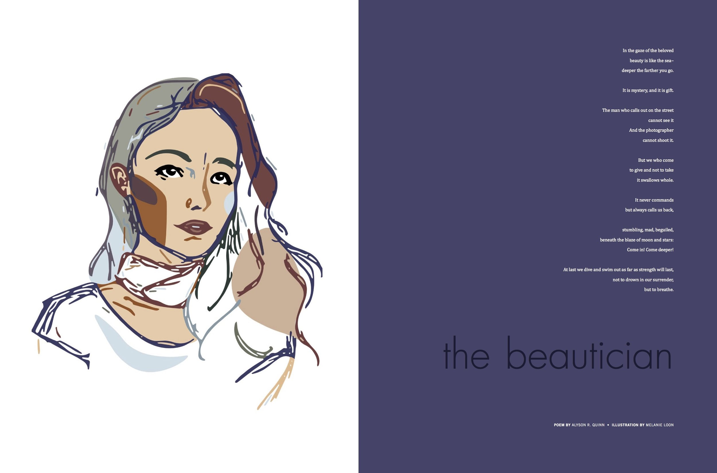THE BEAUTICIAN