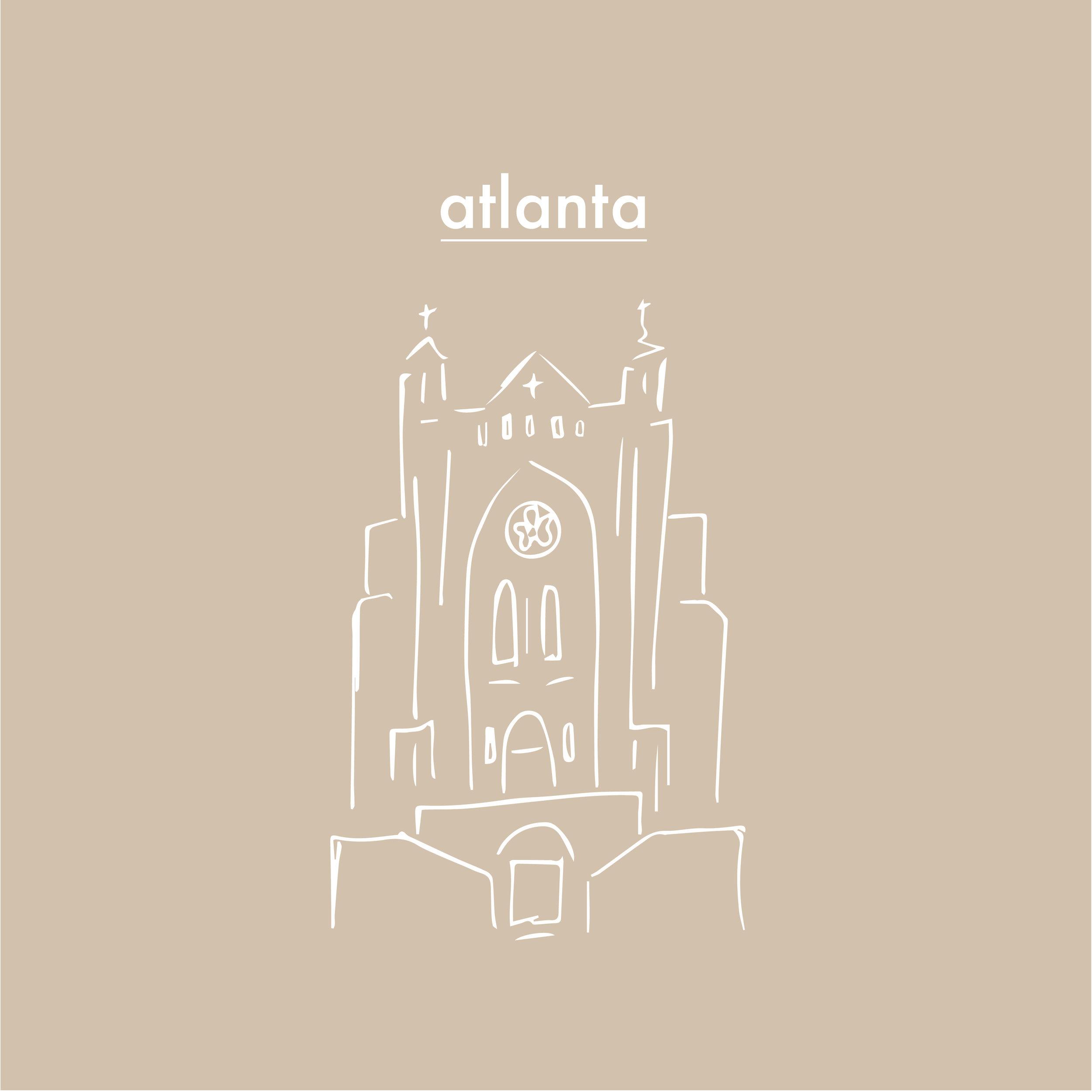 The Long Table with DARLING: Atlanta