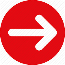 White arrow pointing right in a red circle