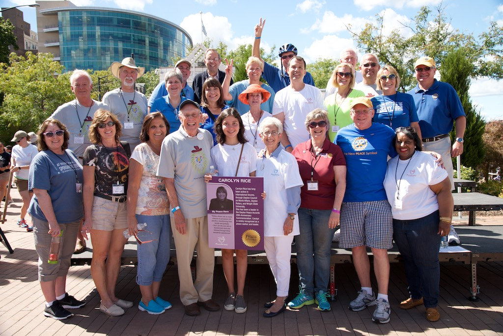 Celebrating Local Peacebuilders