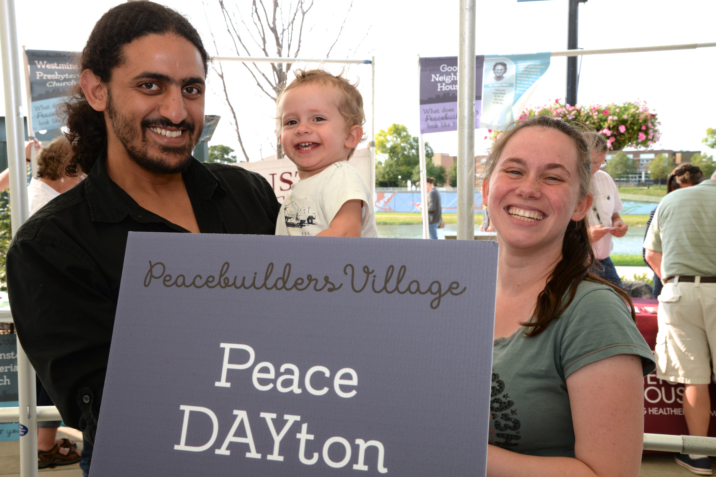 The Peace DAYton Collaborative Group engages more than 100 organizations and events annually for the UN's International Peace Day celebrations.