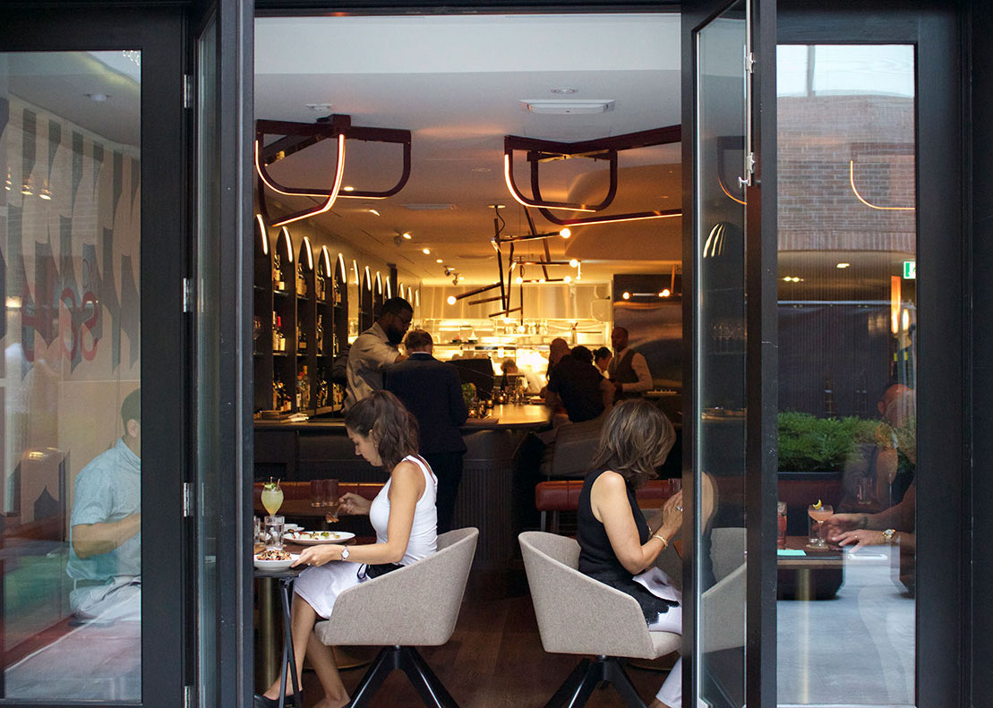Photo credit: Alobar Yorkville by Stephanie Madeira