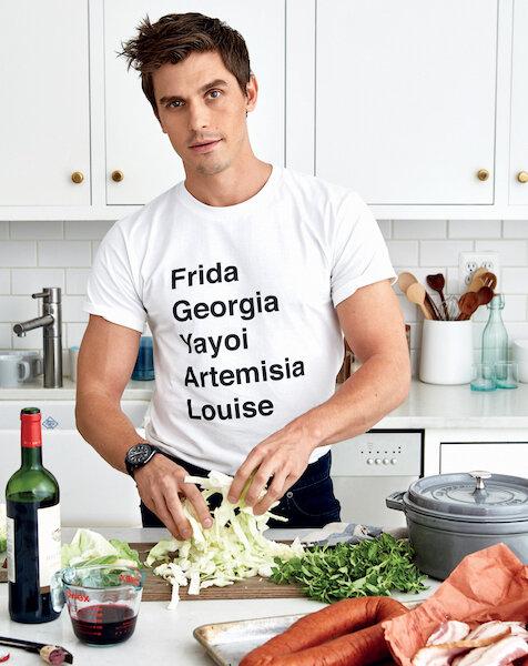Antoni with Vegetables Recipe (c) Paul Brissman.jpg