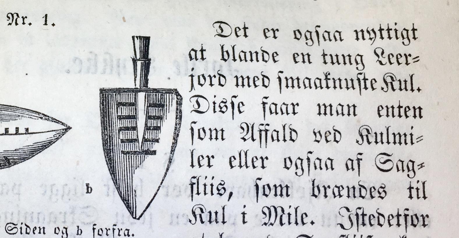 Vi skriver Norge året 1856.