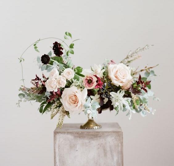 Photo taken by Rhiannon Bosse (floral designer)