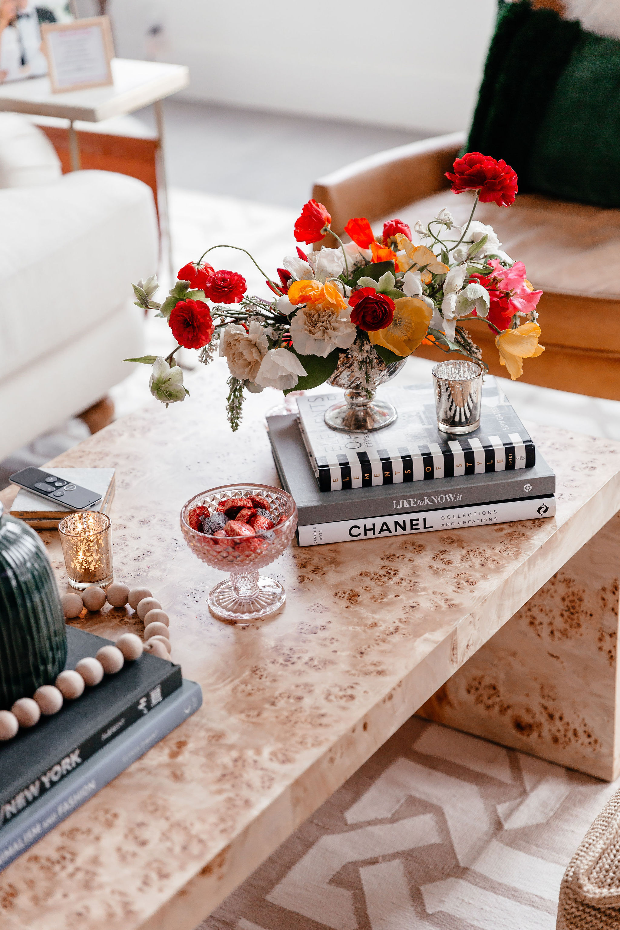prim and lovely floral arrangement.jpg