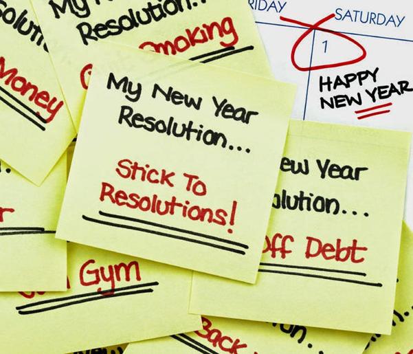 failed resolutions