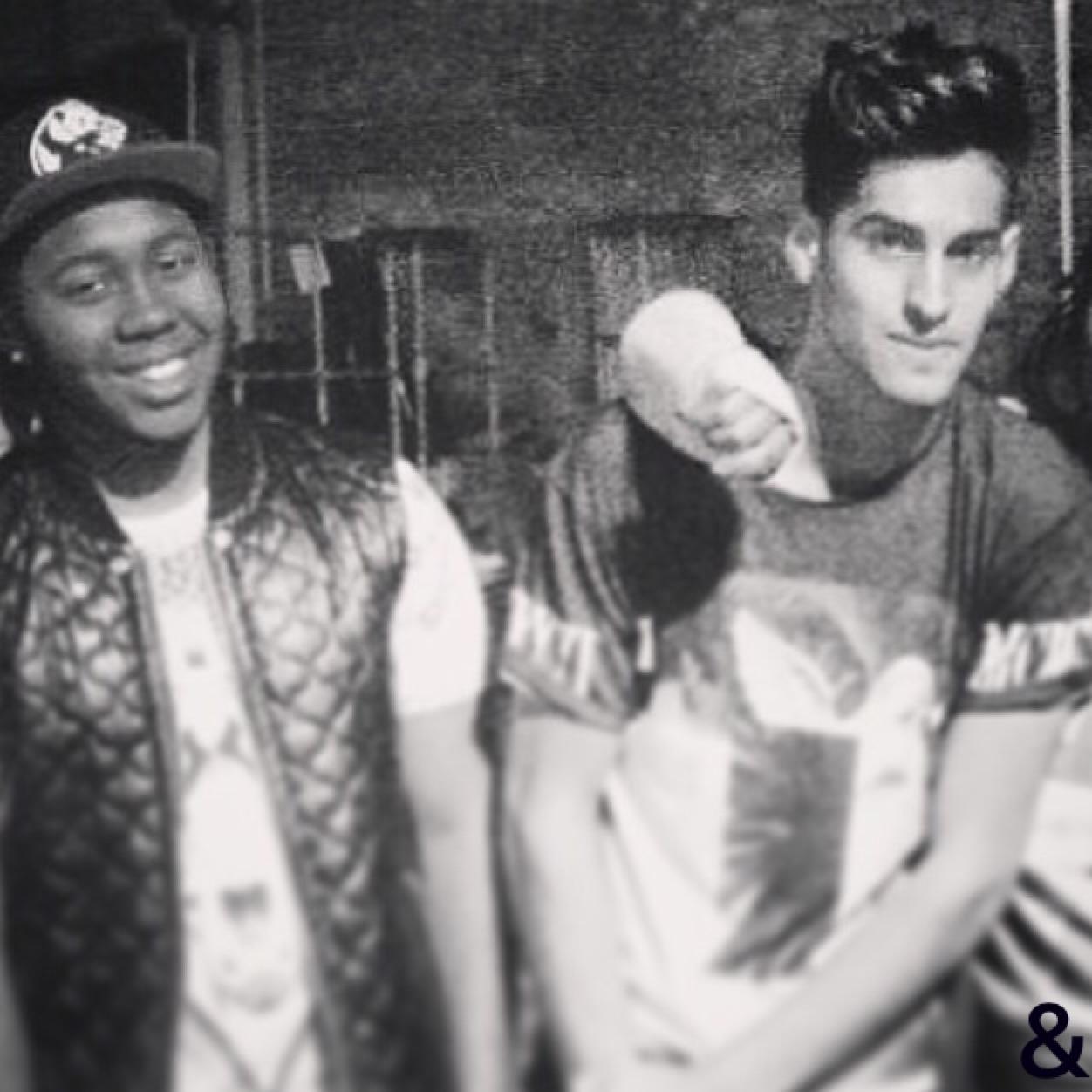 Travis Baptiste-Henry & Yassir Sohail