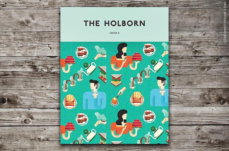Morgan - The Holborn Magazine