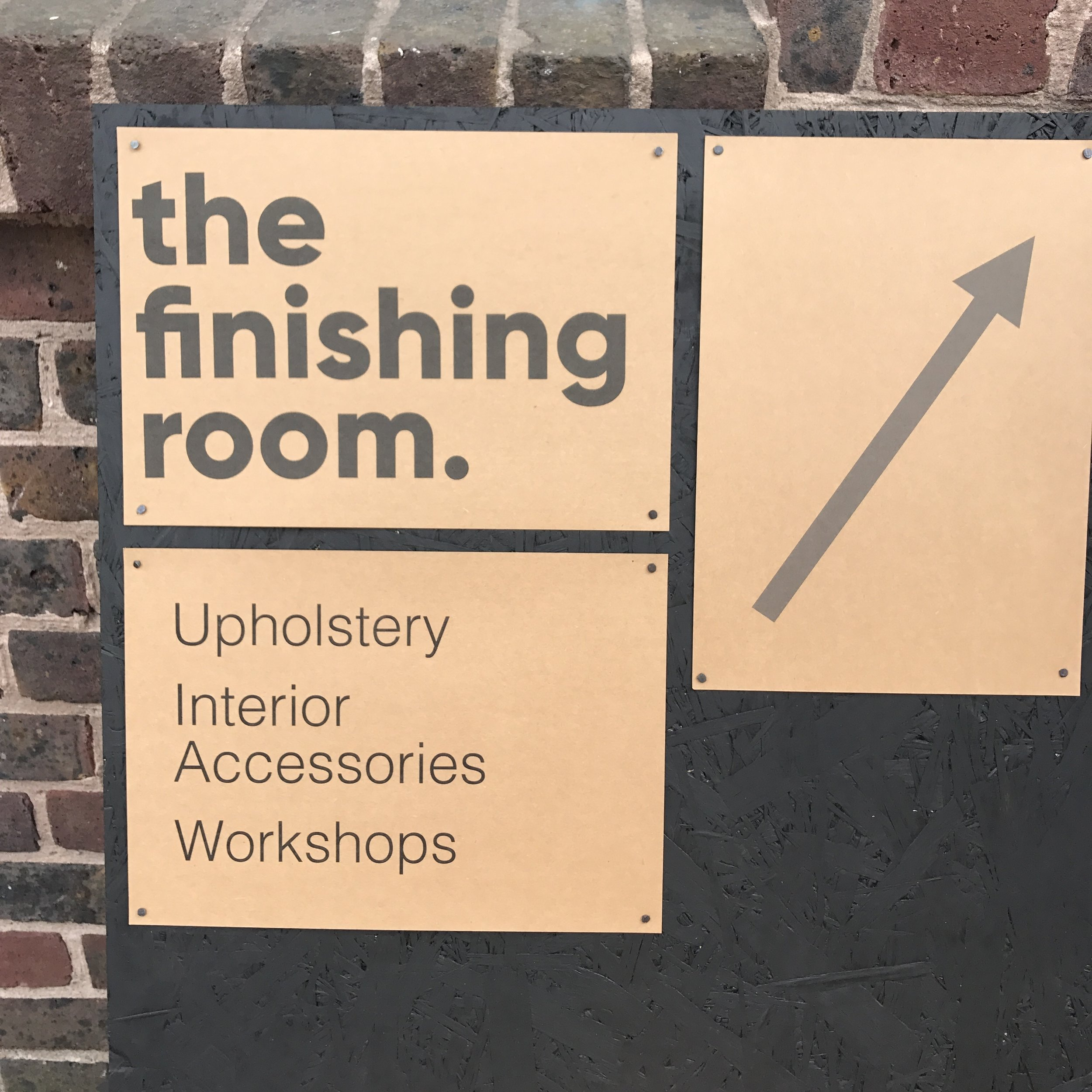 The Finishing Room