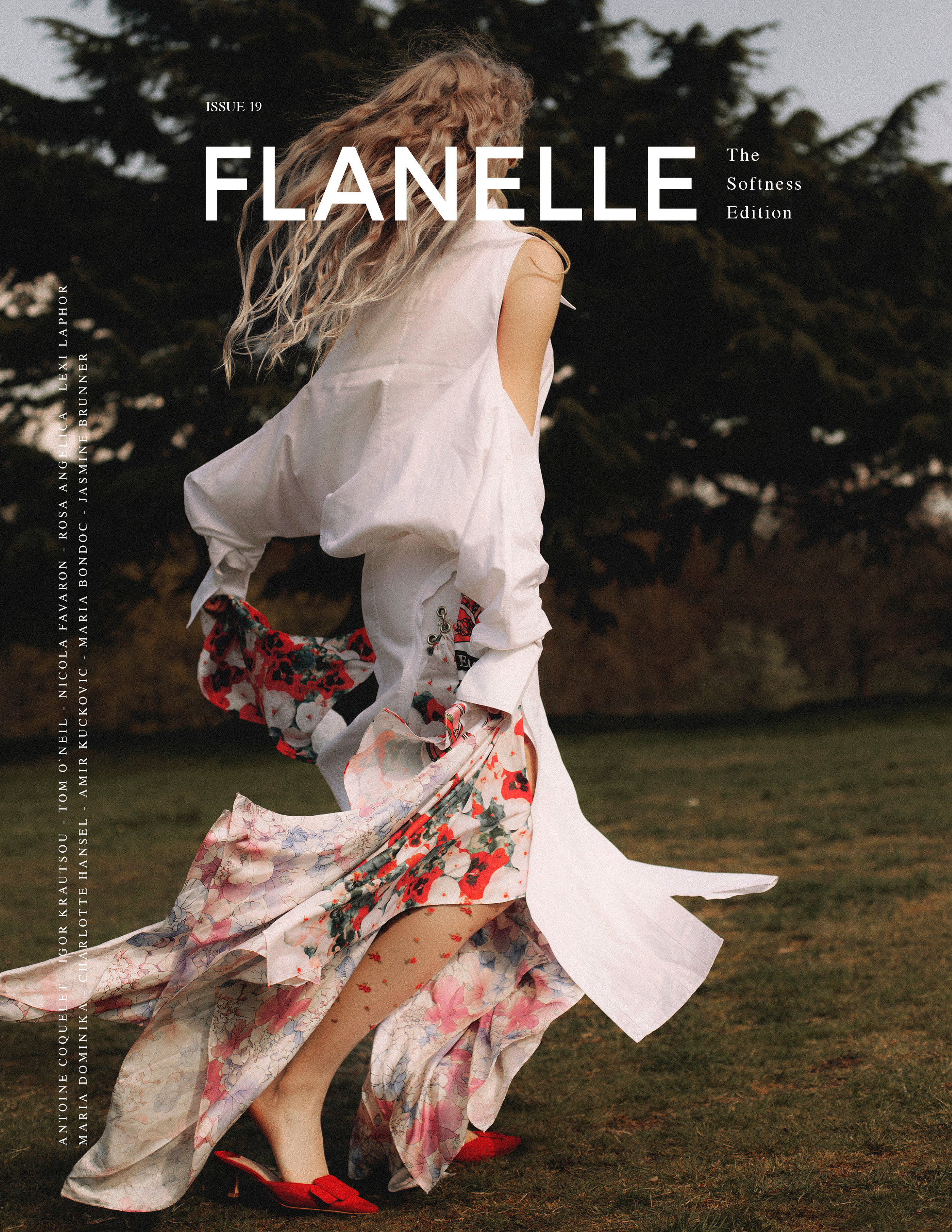 Flanelle Magazine      Issue #19