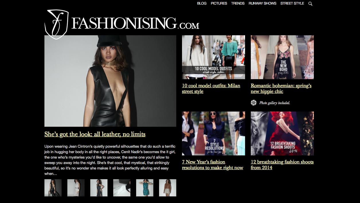 Fashionising | 01.17.15