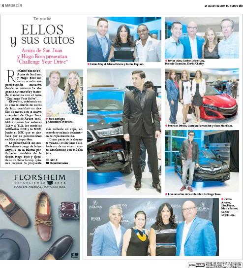 El Nuevo Día Newspaper 04.23.17