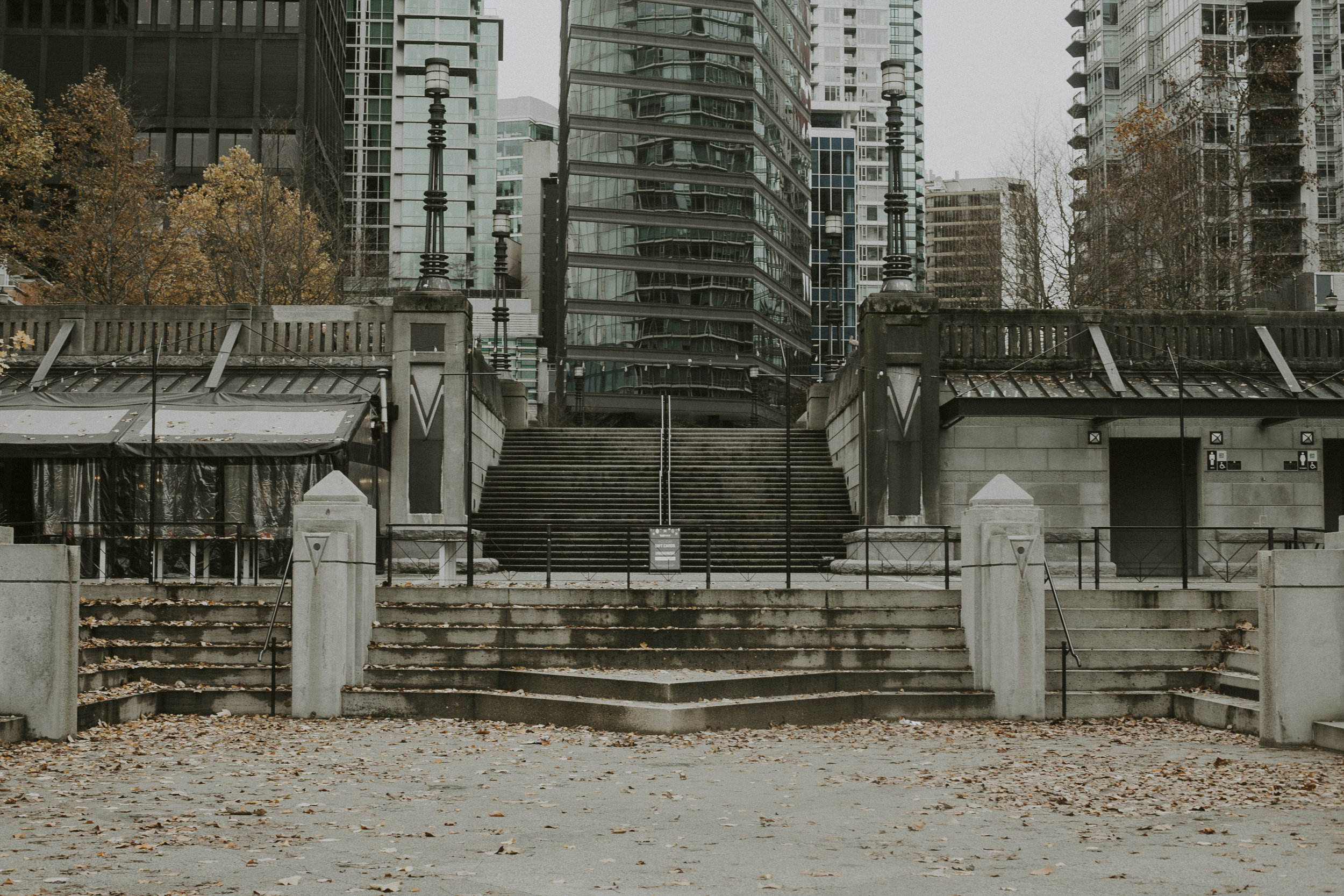 Harbor Green Park Public Washroom, Vancouver