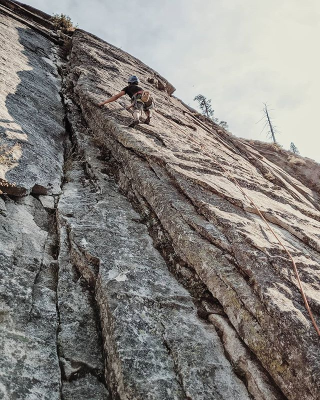 #🧗 Mark leading the first pitch of Ham and Cheese