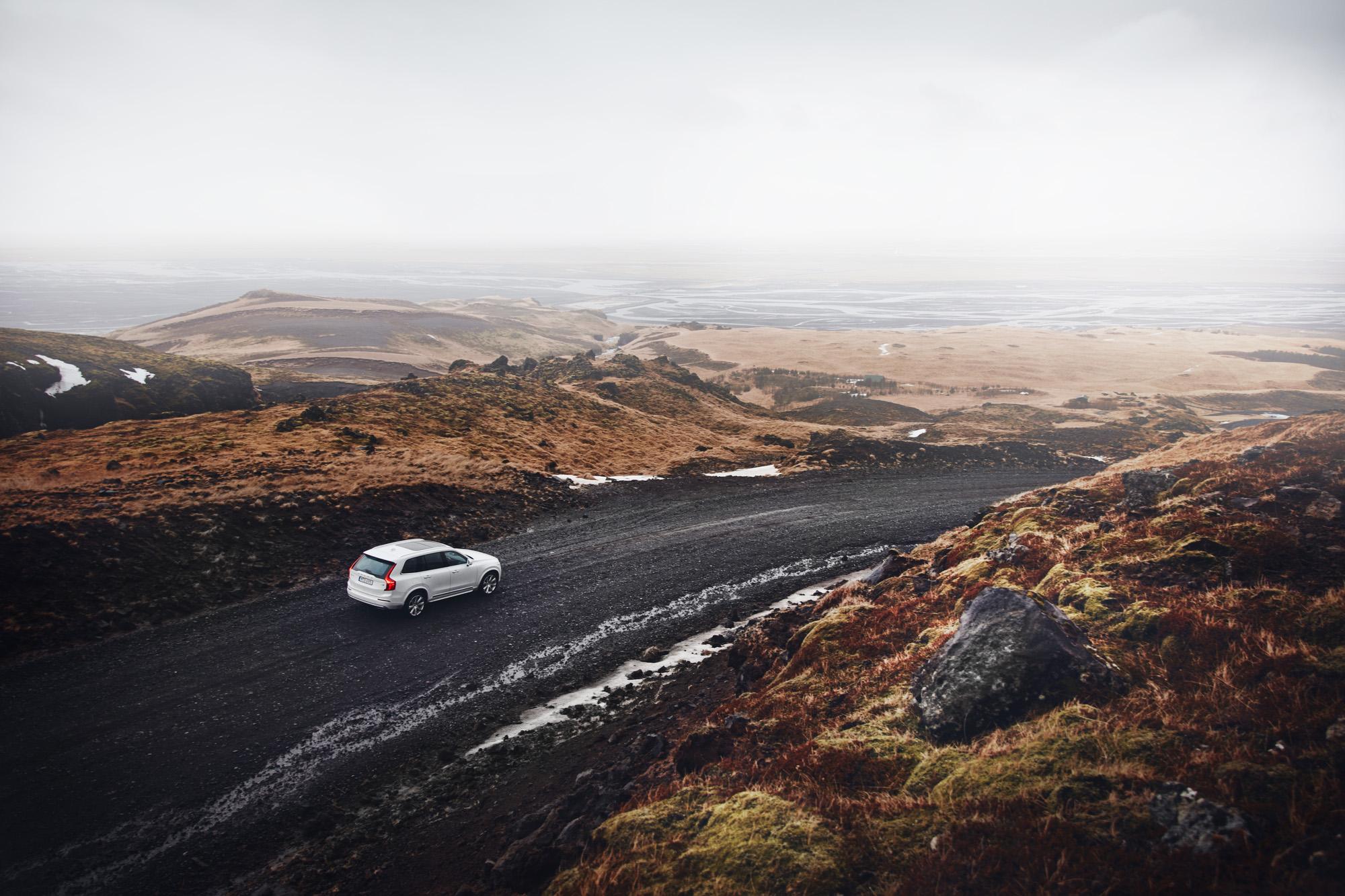 XC 90 Iceland