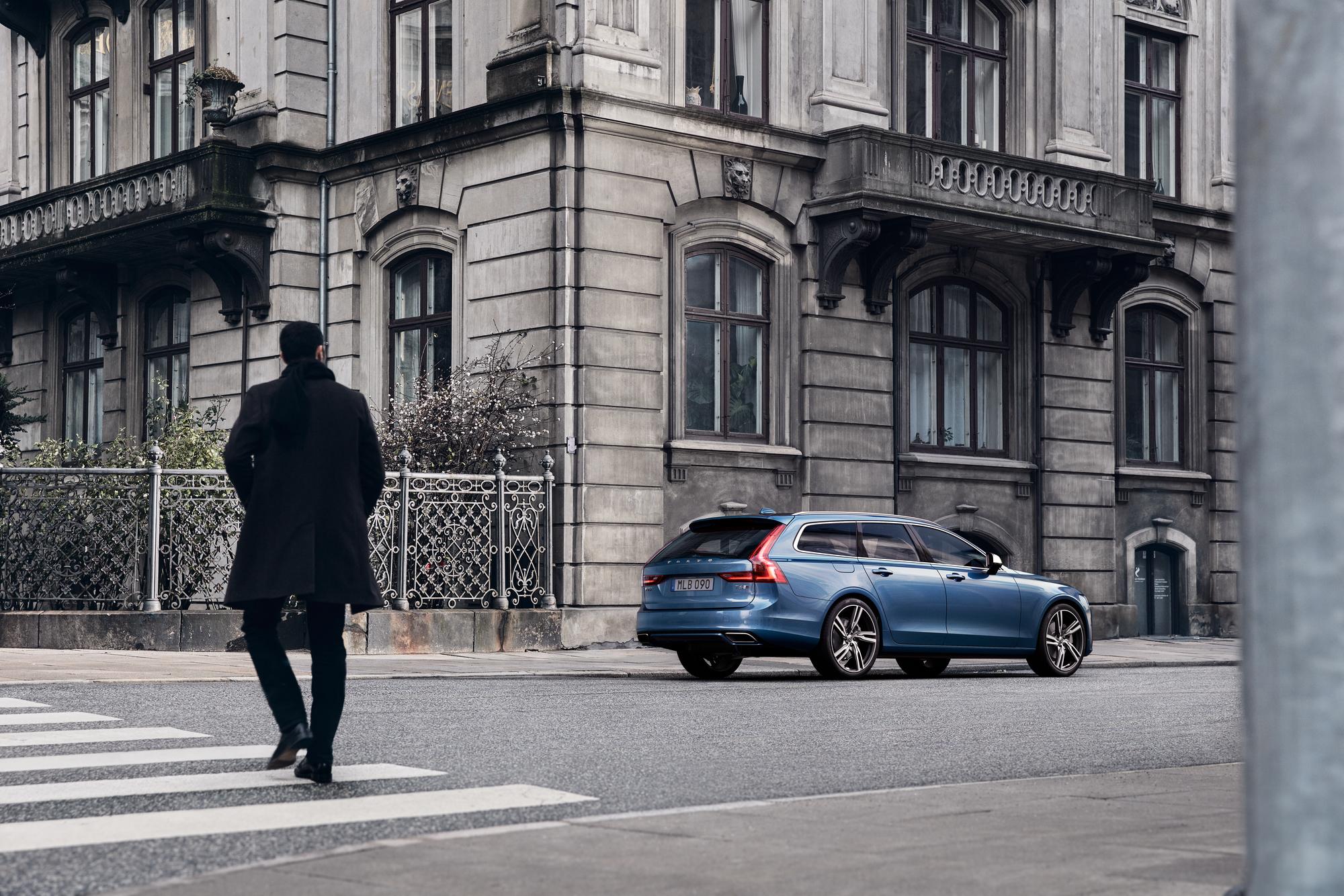 Volvo V90R
