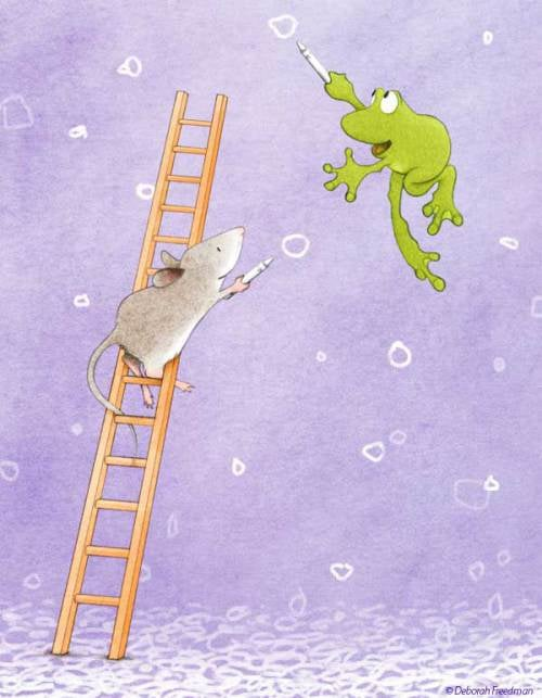 Holiday-Mouse-Frog