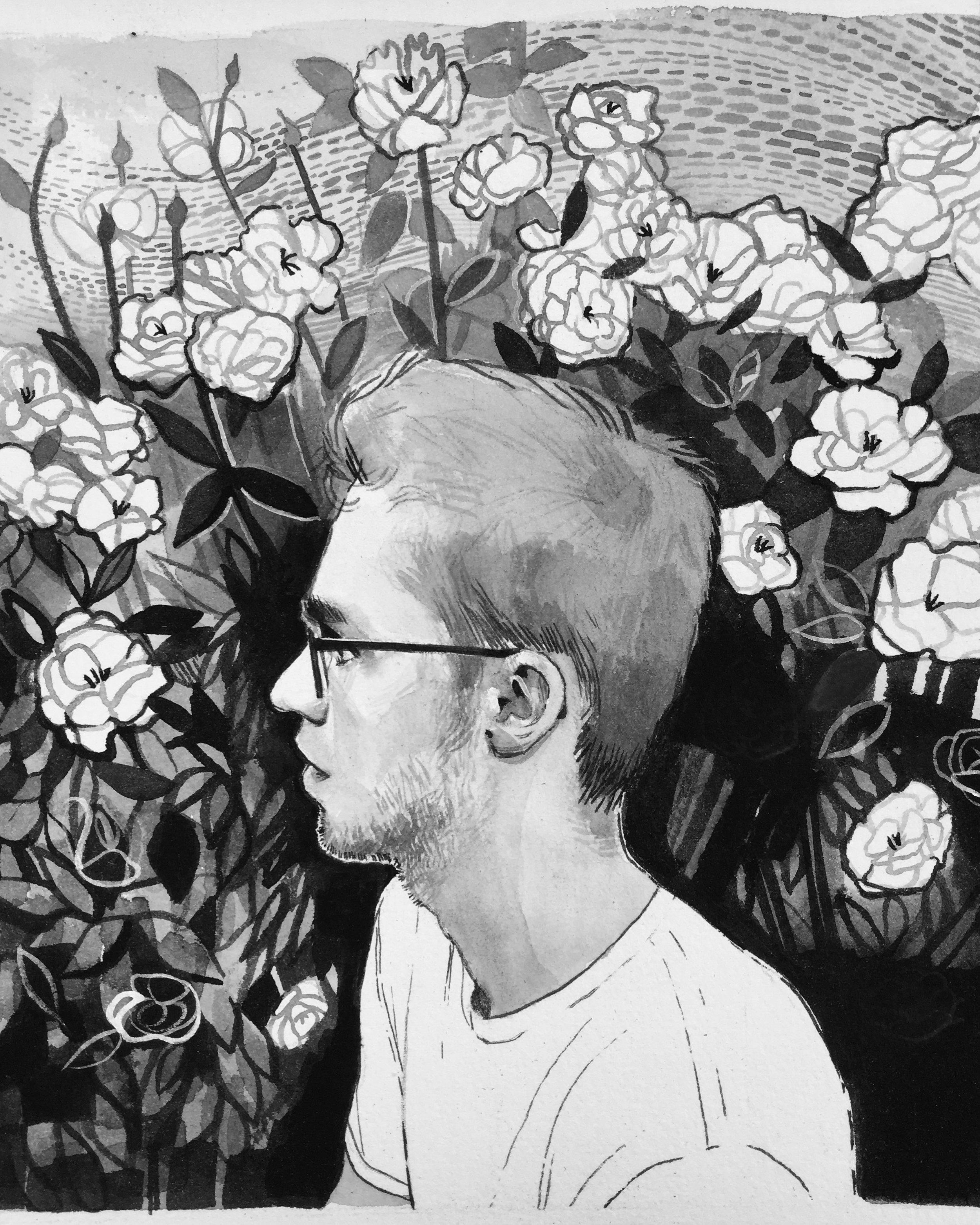 Tristan - (Ink of Paper, 2018)
