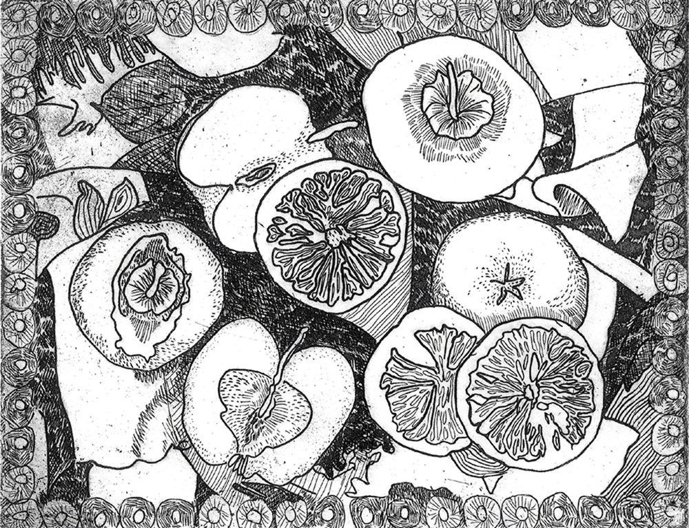 Apples and Blood Oranges