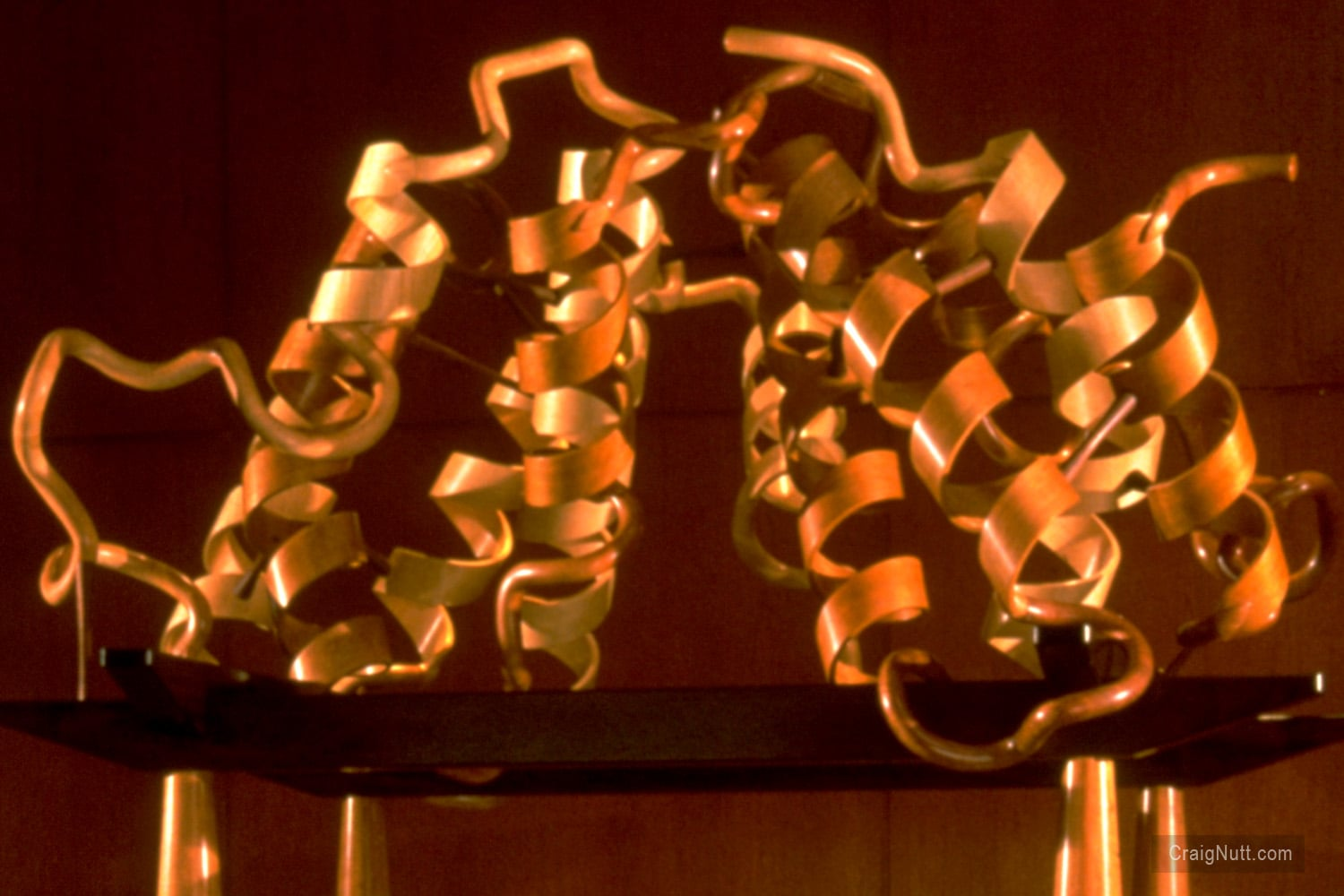 Helical Dance (closeup)