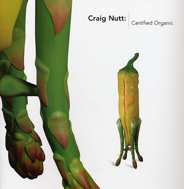 Certified Organic exhibition catalog