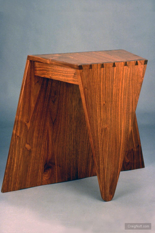 Folded Triangle Table