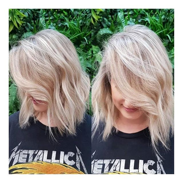 || 💫 Creamy Lived In Blonde💫 || . . . . #clayfieldhairdresser #blkavehair #brisbanesbestsalon #brisbanesbesthair #blackavenuehair #brisbanehair #brisbanesbesthairdressers #colourmelt #blackavenuehairdressing #whiteblonde #ombre #babylights #balayage #blonde #colorme #colormebykevinmurphy #colourmeltblkavehair #eleven #sachajuan_anz #hairtrends2019