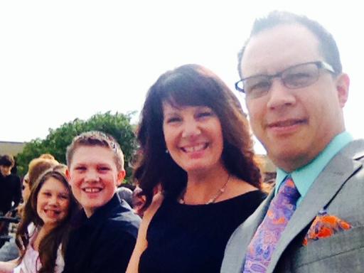 The Gleghorn Family