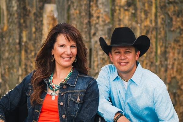 Pastor Lynette and Pastor Darin Gleghorn