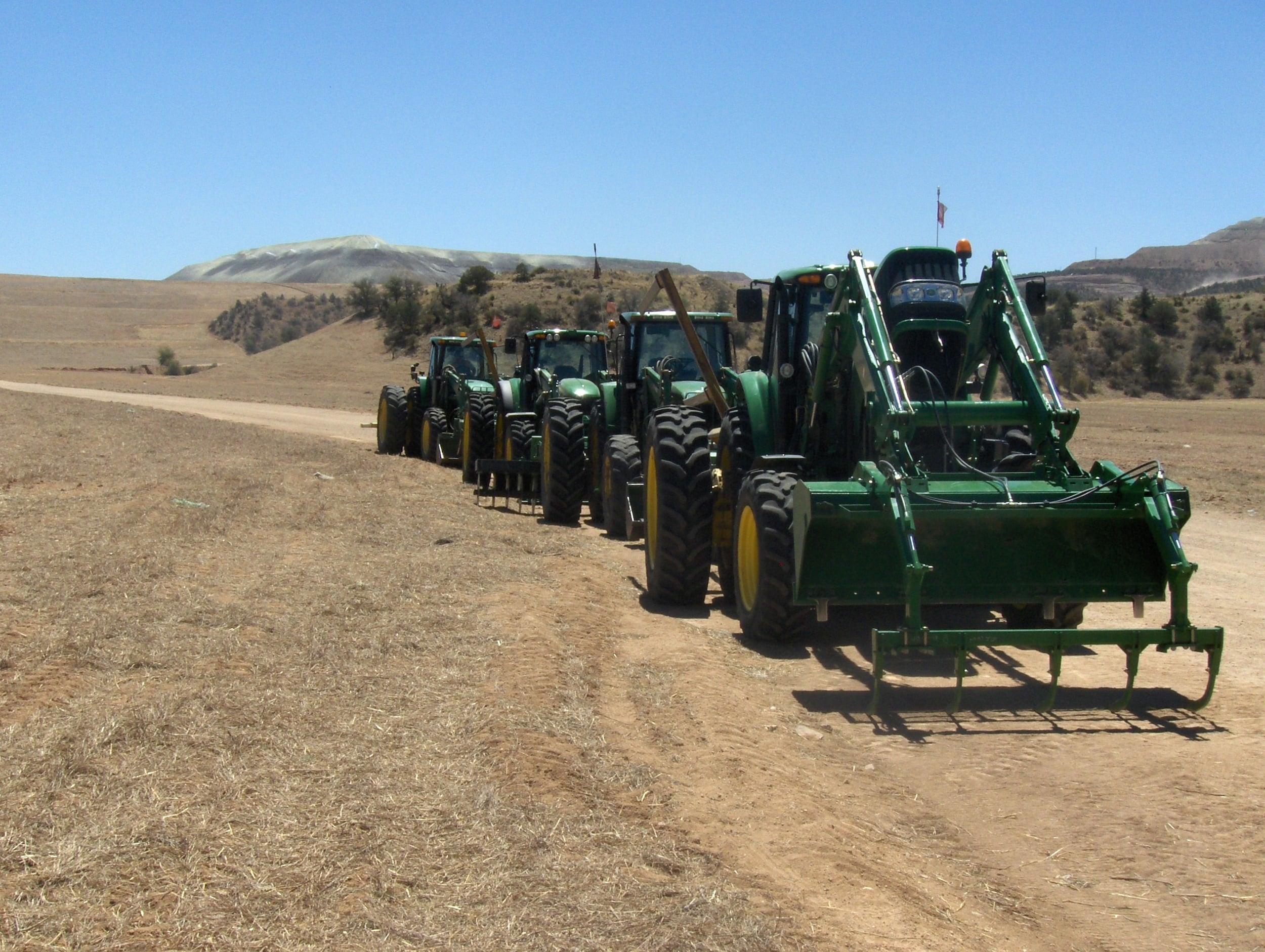 Tractors in a Row.JPG