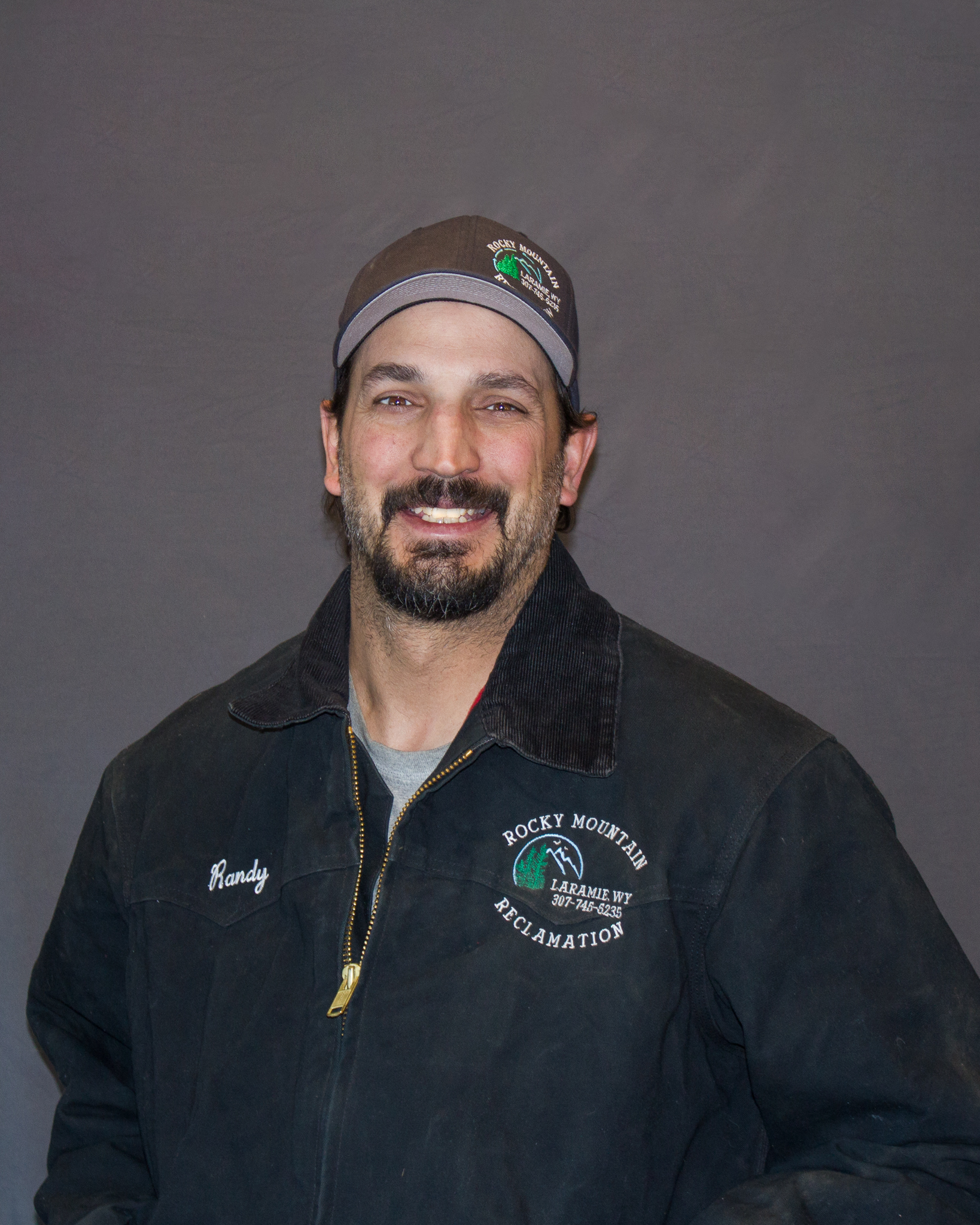 Randy Bowlds - Senior Foreman (with over 15 years experience)