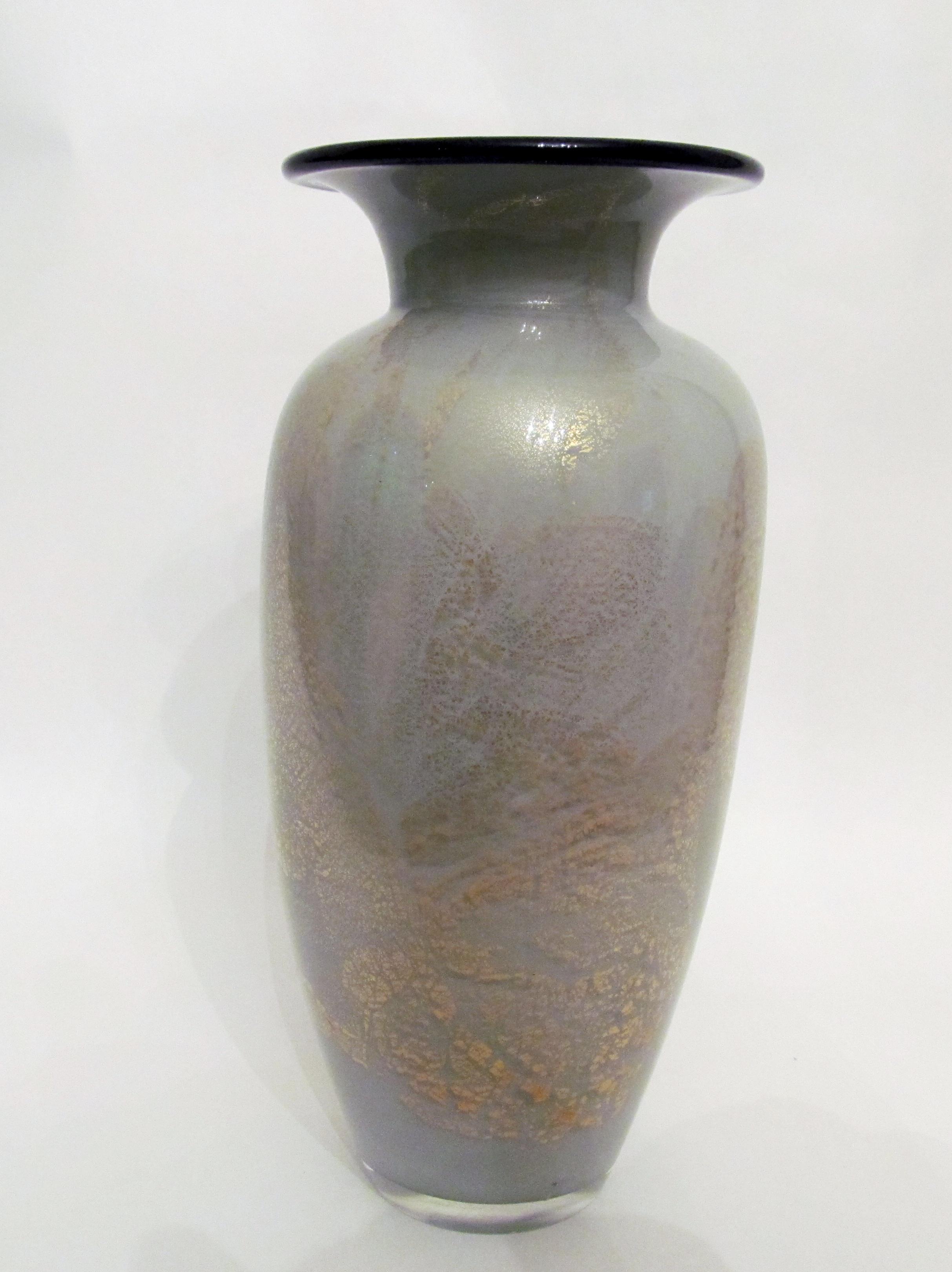 Silver Gold Leaf Vase.jpg