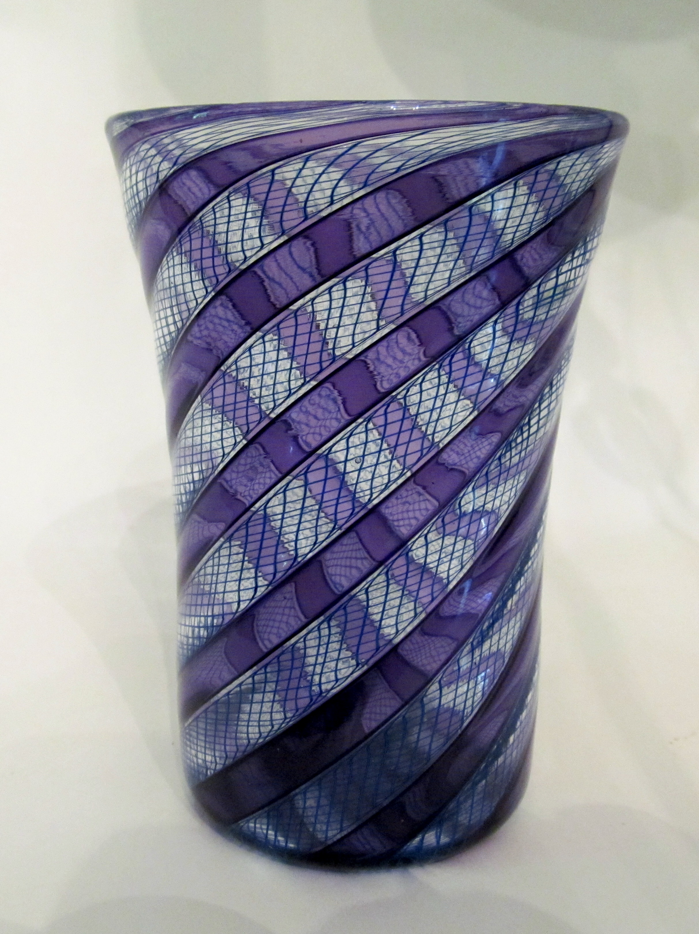Lilac and Netti Cane Glass.jpg