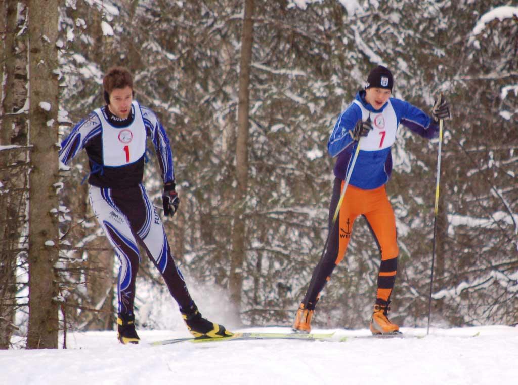 Mick Wendland and Nick Treinen