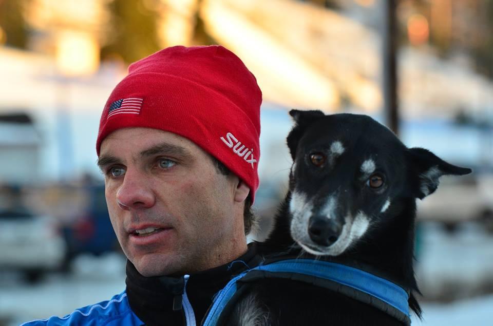 Lars Flora with Siva