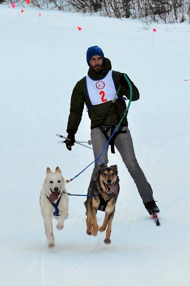 Matt Reimer with Polar and Pliny