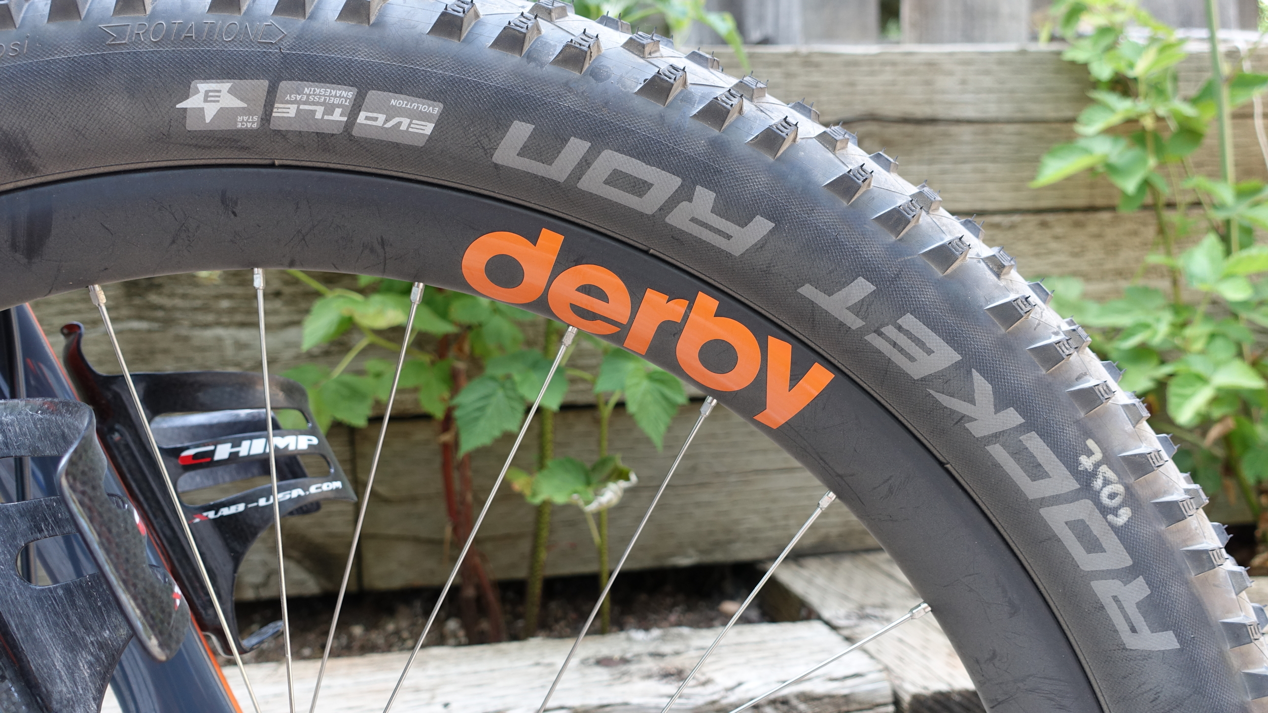 Derby's wide 27.5 carbon rims are fantastic. I loved building them and they work well with both 27.5 and 27.5+ tires.