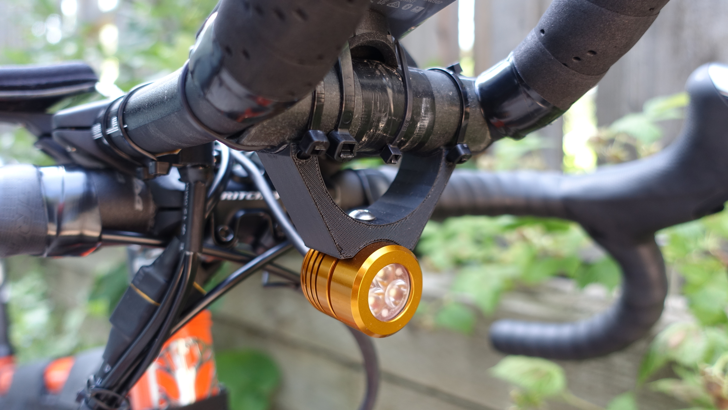 Kerry Straite produces K-Lites, incredibly powerful dynamo lights, handy switches and wiring harnesses designed with bikepacking in mind. Can't wait to test them in the field!