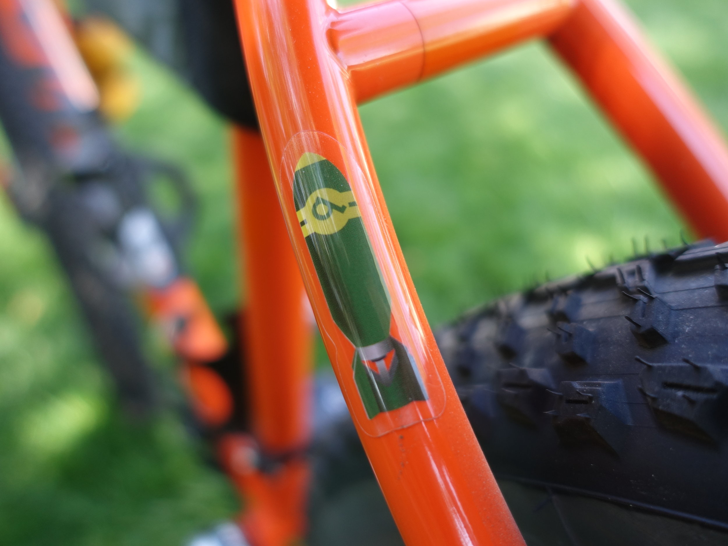 My frame was made in Boulder, but the localism doesn't end there. This is the sticker for this year's Butter Gold Ride, a social 80-miler on gravel roads north of town. Had a blast riding to the event, joining others, and then cruising home for a nice, long day on some of my favorite roads. Thanks Mike and Paul!