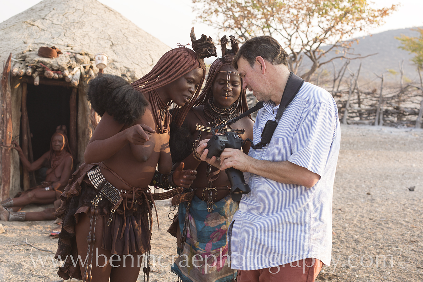 PHOTOGRAPHING THE HIMBA