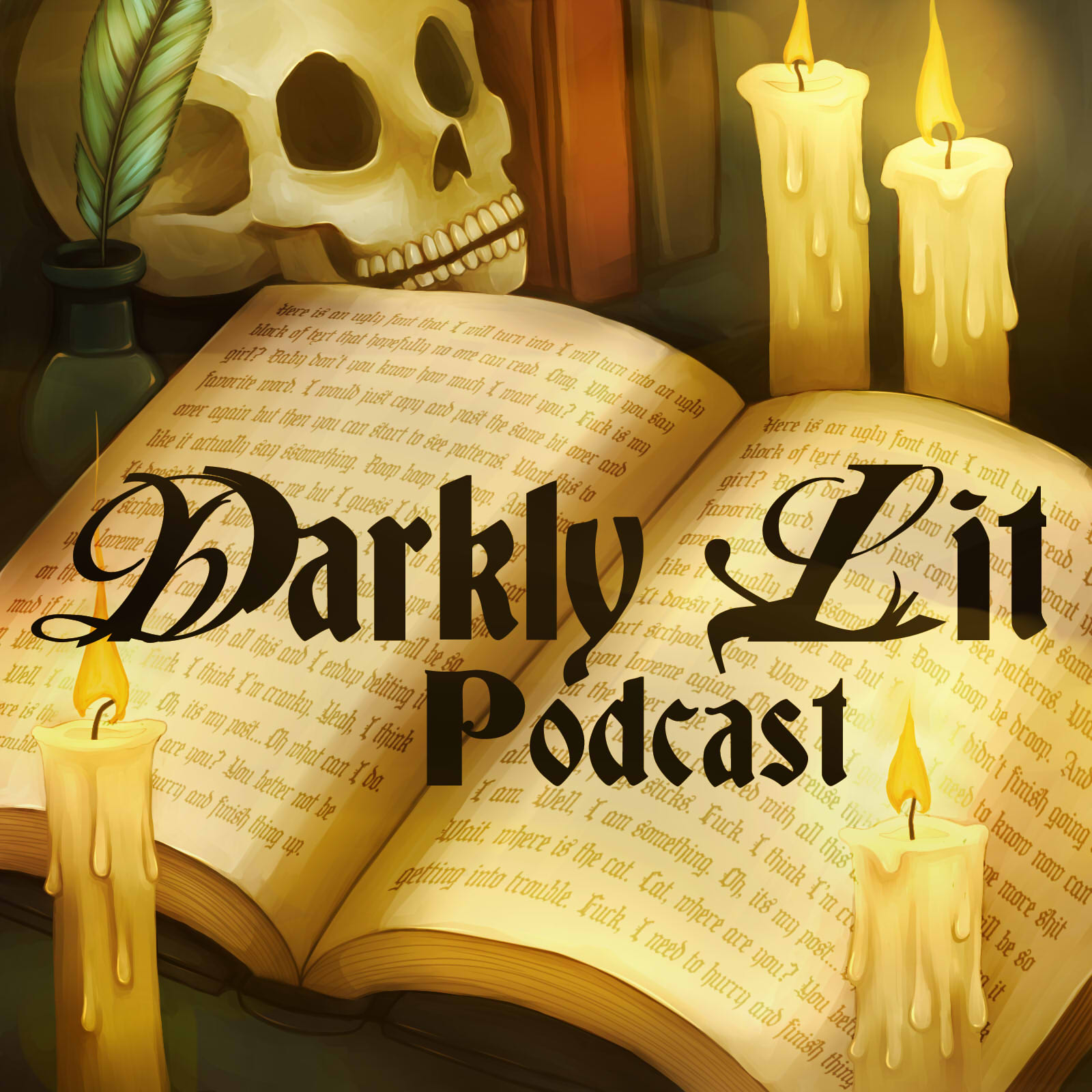 Darkly Lit Episodes Creative Horror