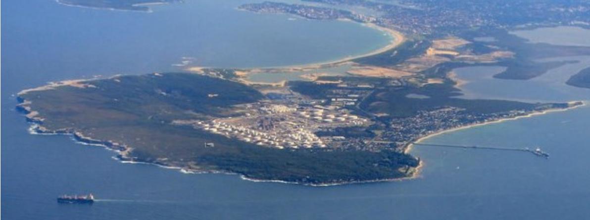 Kurnell Port and Berthing Upgrade