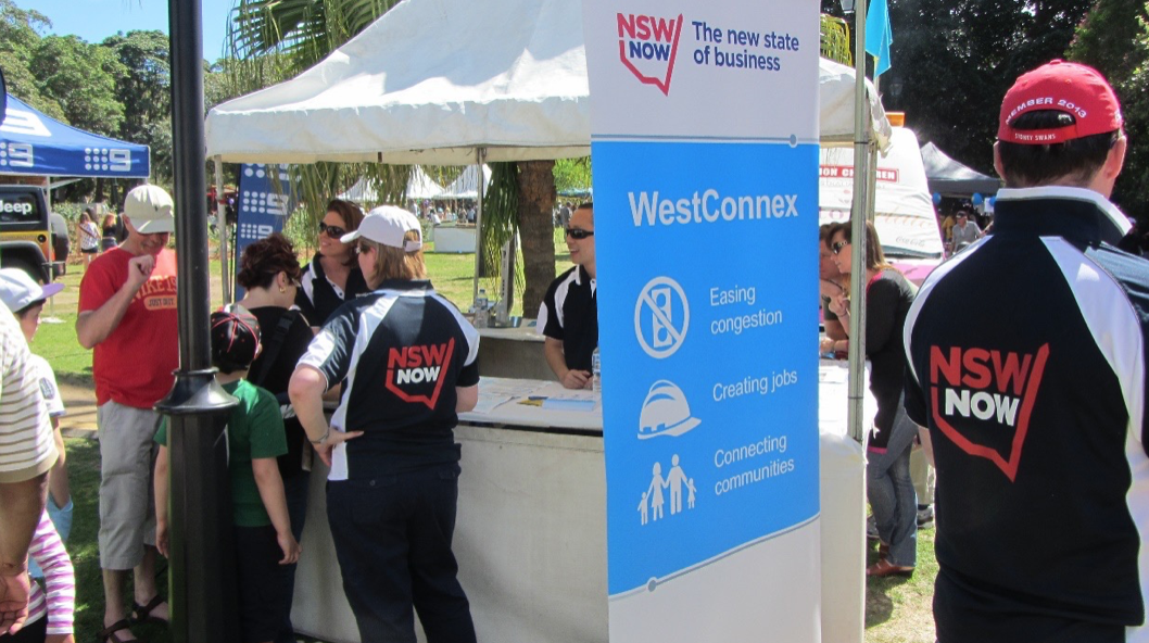 WestConnex Stage 1B - M4 East