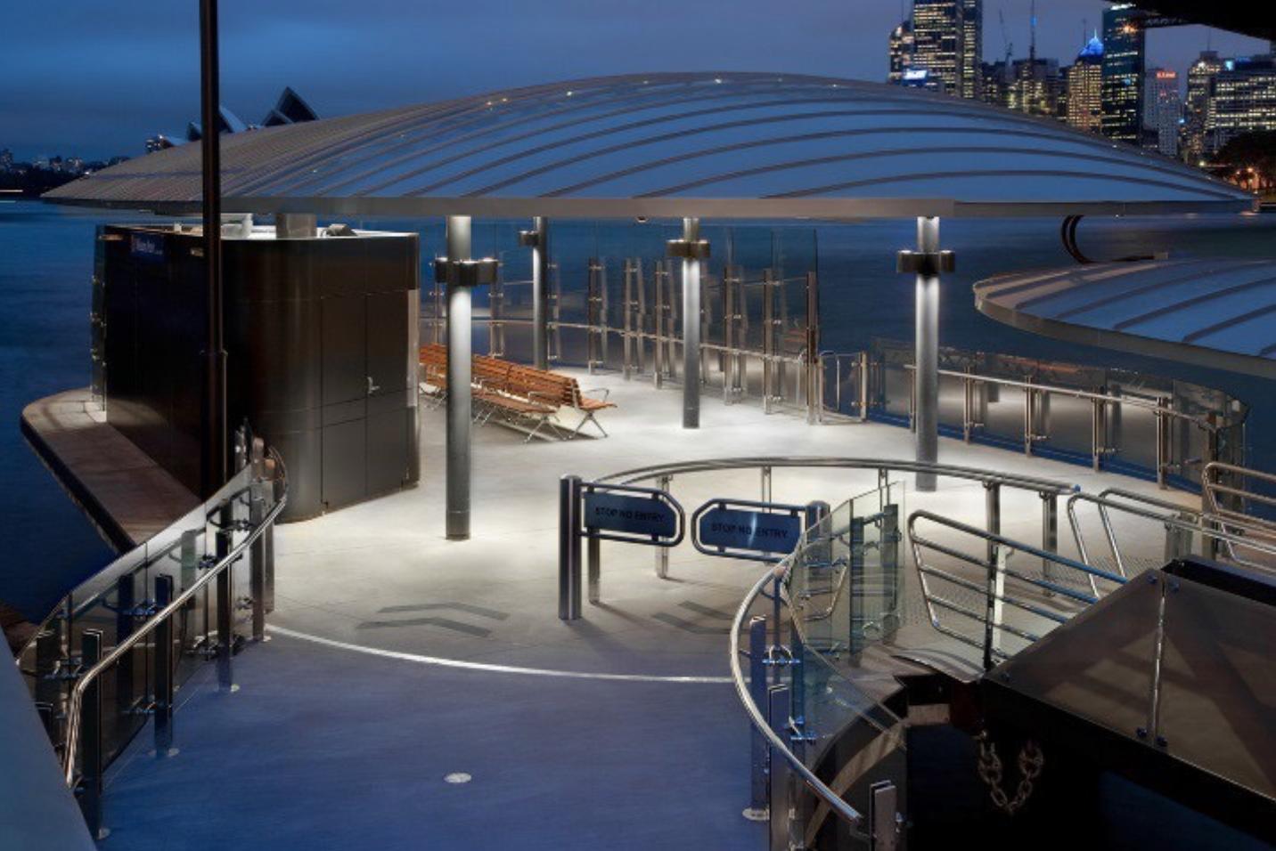 Sydney Harbour Ferry Wharf Upgrade Program