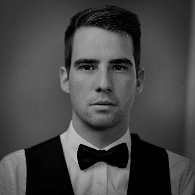 Benjamin Reusser, #Bartender @felix_zuerich  #portraitphotography #largeformat