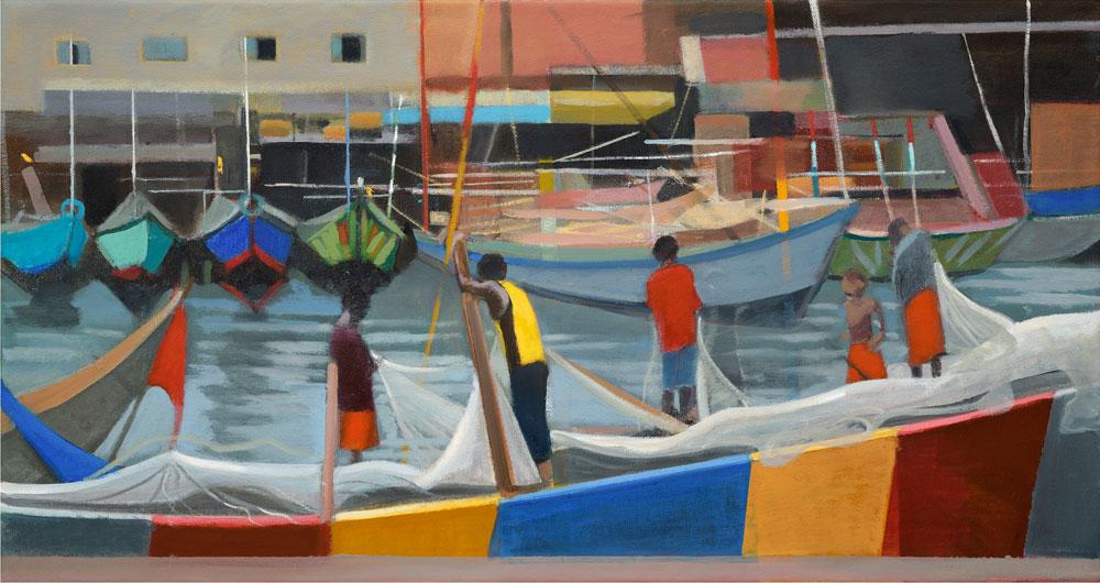 Fishing Port - Ghana