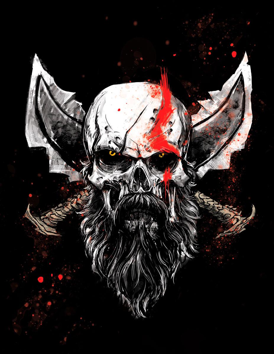 Spartan Skull Copyright © Nerdstore  GET YOURS  HERE!